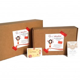 "Coffret Surprise ""En t'attendant"""
